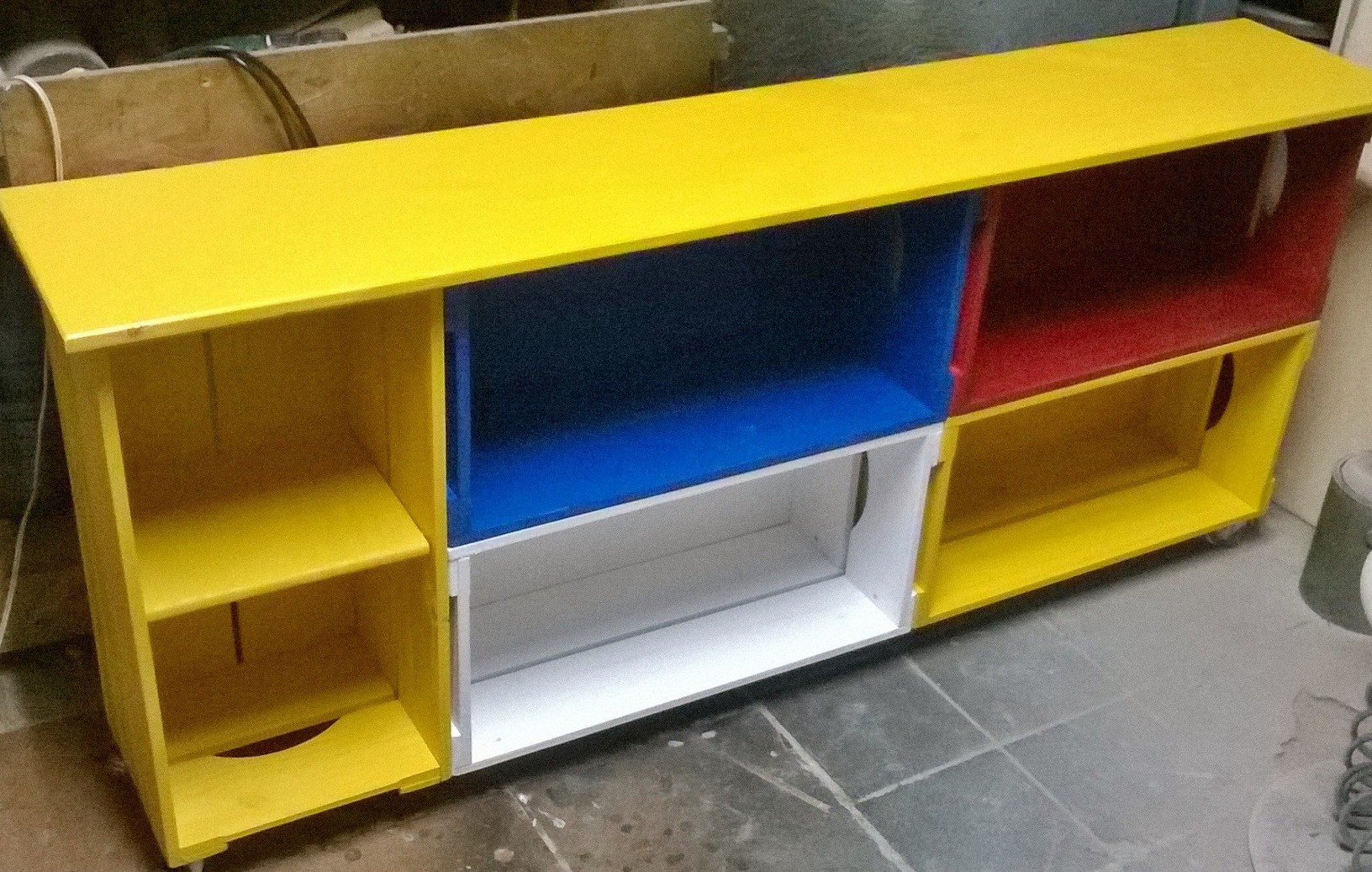 Caixotes de feira oficina ibir for Muebles de oficina trackid sp 006