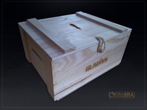 Caixa de Madeira GLADIUS
