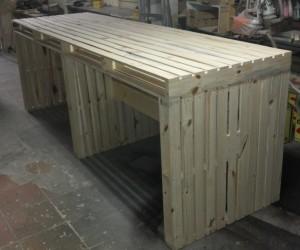 Mesa de Pallets - Fabricada sob encomenda
