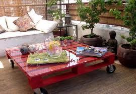 Mesa de centro de pallets (2)