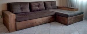 sofa modelo com bau articulado
