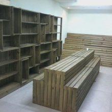estante modular com caixotes e prateleiras - projeto loja Bio funcional (3)