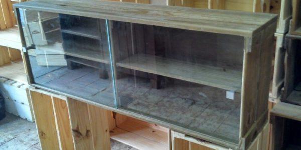 movel de caixote com porta de correr de vidro (2)